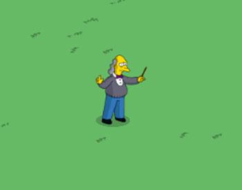 Ларго дирижирует без оркестра