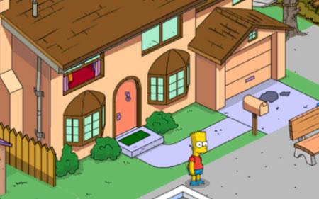 Барт пошел звонить в Таверну Мо