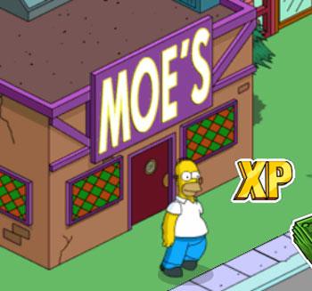 Гомер в таверне у Мо