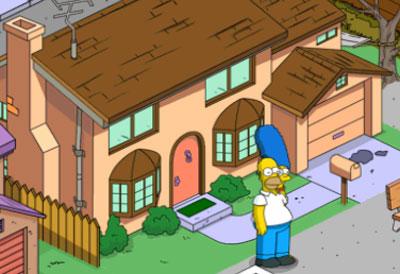 Гомер в коме, Мардж выхаживает его