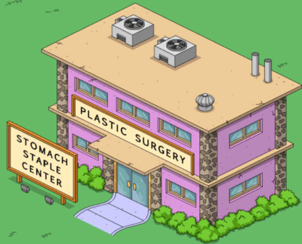 Центр ушивания желудков