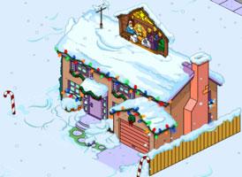 Рождественский дом Фландерса
