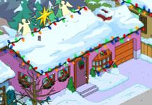 Рождественский дом Ван Хутенов