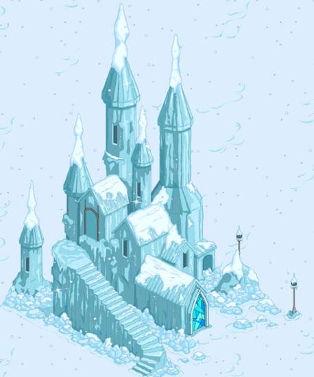 Ледяной дворец