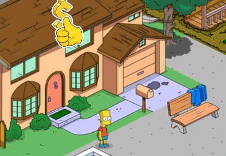 Барт шпионит за Лизой