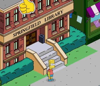 Барт мстит каменщикам