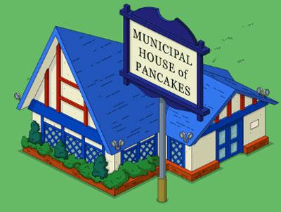 муниципальный блинный дом