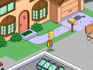 Барт ведет себя как маленький