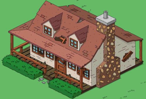 Старая ферма Симпсонов