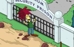 Шестерка Боб в тюрьме
