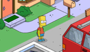 Барт дома