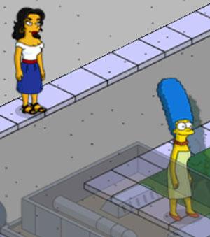 Франческа и Мардж