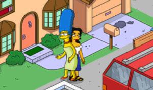 Франческа и Мардж готовят