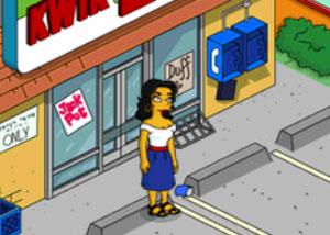 Франческа идет за покупками