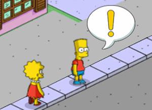 Лиза мучает Барта