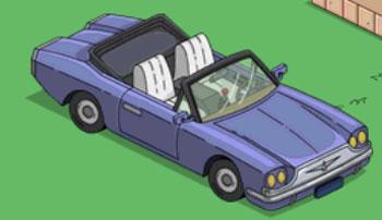 Машина мистера Пауэрса