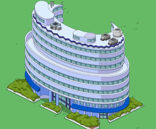 Скандальный дворец