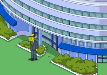 Никсон в отеле
