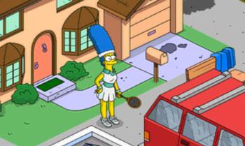 Теннисистка Мардж ищет себе хобби