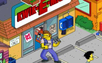 Змей грабит магазин Апу