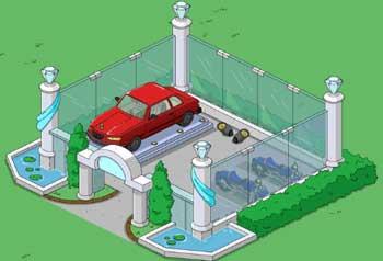Парковка с парковщиком