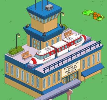 Станция монорельса