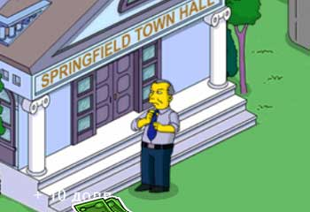 Рэй дает взятку мэру Куимби