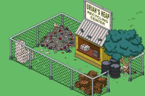 Завод Хиппи по переработке мусора