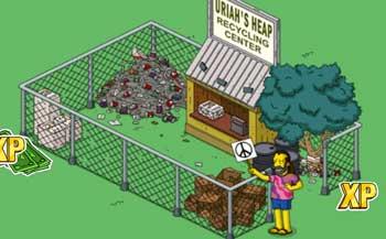 Хиппи за создание корпорации по переработке отходов