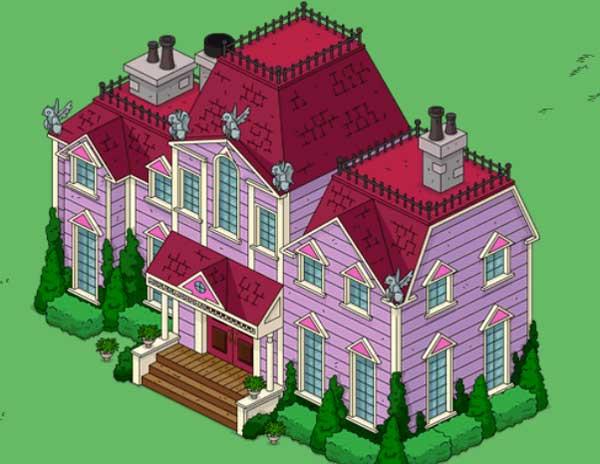 Дом Дерье