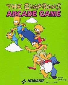 Игра аркада Симпсоны