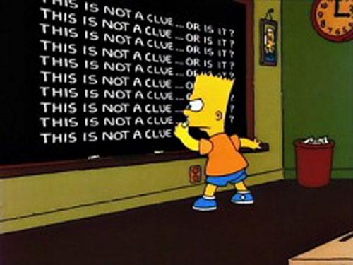 Симпсон в Спрингфилдской начальной школе