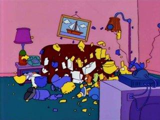 Симпсоны вдребезги