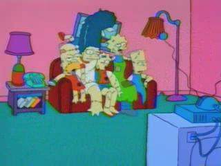 Симпсоны зомби