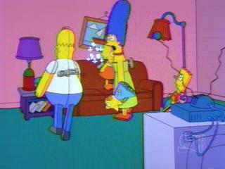 Симпсоны заведенные куклы