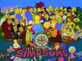 Симпсоны группа Биттлз