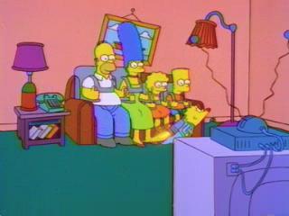 Симпсоны и реактивные ранцы