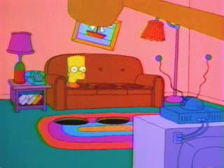 Симпсоны в игре