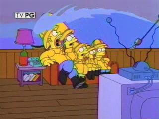 Симпсоны на корабле