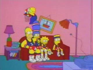 Симпсоны и баскетбол
