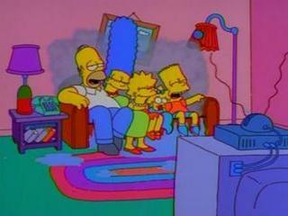 Симпсоны вздыхают с облегчением