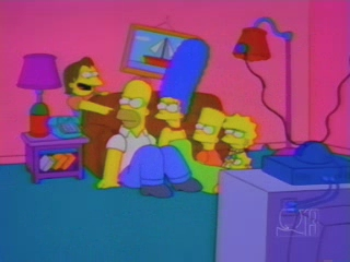 Нельсон и Симпсоны