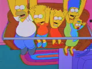 Американские горки Симпсонов