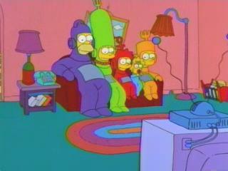 Симпсоны телепузики