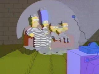 Симпсоны в тюрьме