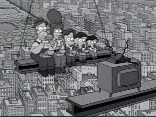 Симпсоны строители