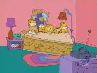 Симпсоны в пироге
