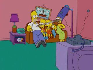 Копье в Гомера