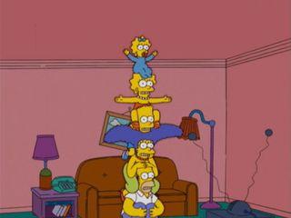 Пирамида из Симпсонов