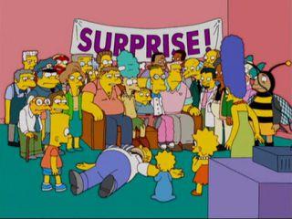 Сюрприз для Гомера